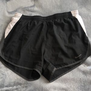 Nike childs running shorts